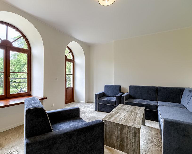 Standard room (single)